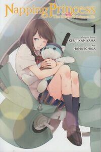 Napping-Princess-1-Lot-of-Shojo-Manga-English-13-Kenji-Kamiyama