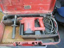 Hilti Te52 Rotary Hammer Drill