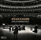 Ten Songs From Live at Carnegie Hall 0888750989925 by Ryan Adams CD
