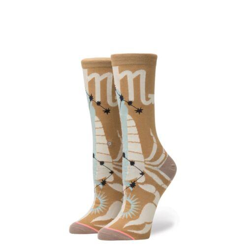 Stance Women/'s M 8-10.5 Scorpio Zodiac Sign Collection Socks 200 Everyday Crew