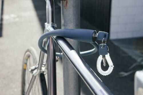 KNOG Frankie Cable Blade Style 8mm Stainless Steel Lock