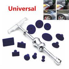 Car Autos Body T Bar Slide Hammer Puller Paintless Dent Repair Hail Removal Kits