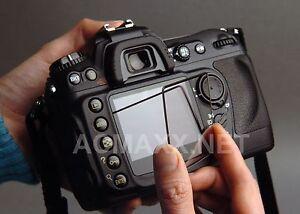 2x Film Lcd Pantalla Protectora H3 protección duro para Canon Powershot G3 X