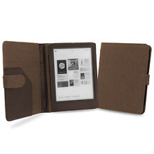 Cover-Up Kobo Aura HD Reader Natural Hemp Case - Cocoa Brown