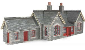 Metcalfe PO254 OO//HO Gauge Village Shop /& Café Card Kit