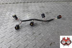 01 kawasaki ninja zx9r ignition coil wiring harness wire loom ebay rh ebay ie 1995 zx9r wiring harness Ford Wiring Harness Kits