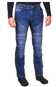 Jeans-Moto-Tecnici-con-Kevlar-e-Protezioni-CE-PRO-FUTURE-46-48-50-52-54-56-58