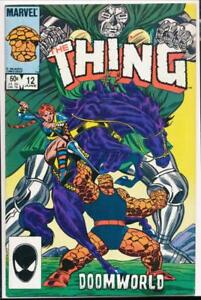 The-Thing-Comic-Book-Vol-1-12-June-1984