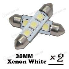 1x Mazda MX-5 MK1 1.8 239 C5W White Interior Courtesy Bulb LED Upgrade Light XE6