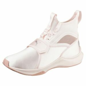 074d9c2735f9d9 PUMA Women s Phenom Satin EP Training Casual Shoes Sneakers Pearl ...