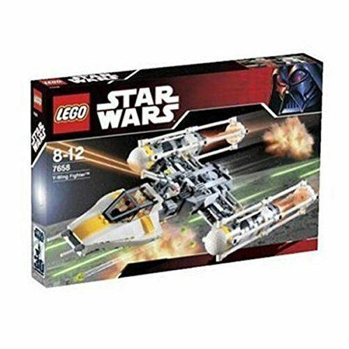 LEGO stjärnornas krig 7658 Y -vinge Fighter