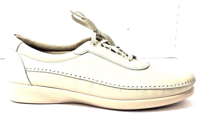 SAS SAS SAS para mujer Viajero Cuero Beige Oxford caminar Tri-Pad Comodidad Zapatos Talla 11S  nuevo sádico