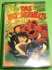 Das-Dschungelbuch-Hoerspielkassette-MC-Kinderhoerspiel