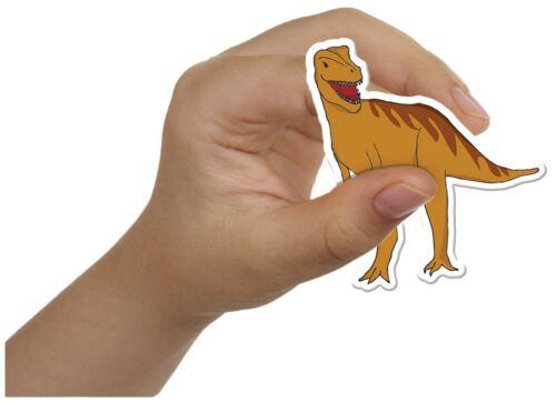 Fiesta Crafts stickabouts dinosaurios Reutilizable Adhesivo Juguete BN