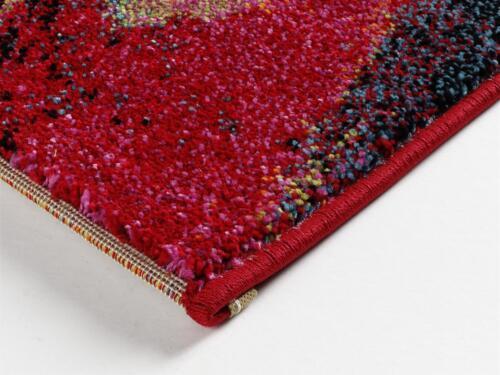 Teppich Multicolor Designer HA026 New Brush Modern 80x150cm bunt