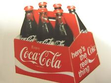 Coca-Cola 6 Pack Mini Bottle - NWT