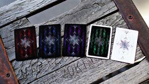 Carte Da Gioco Artifice Mini,set 5 Mazzi ArôMe Parfumé