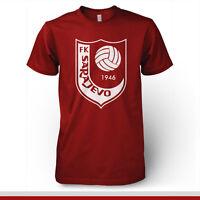 Fk Sarajevo Bosnia Uefa Football Soccer T-shirt