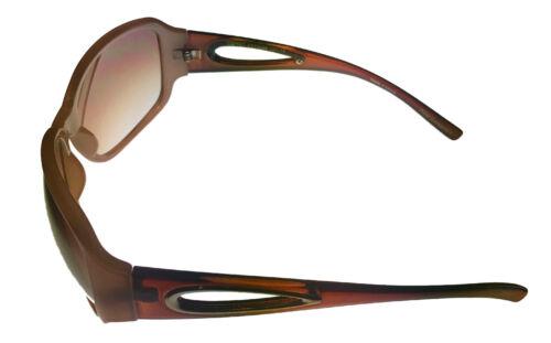 Esprit Womens Sunglass Beige Brown Rectangle Plastic Brown Gradient  19394 558