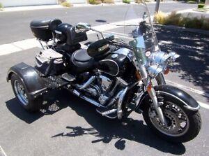 Motorcycle Trike Conversion Kit Diy Honda Harley Kawasaki Suzuki Yamaha Bmw Ebay