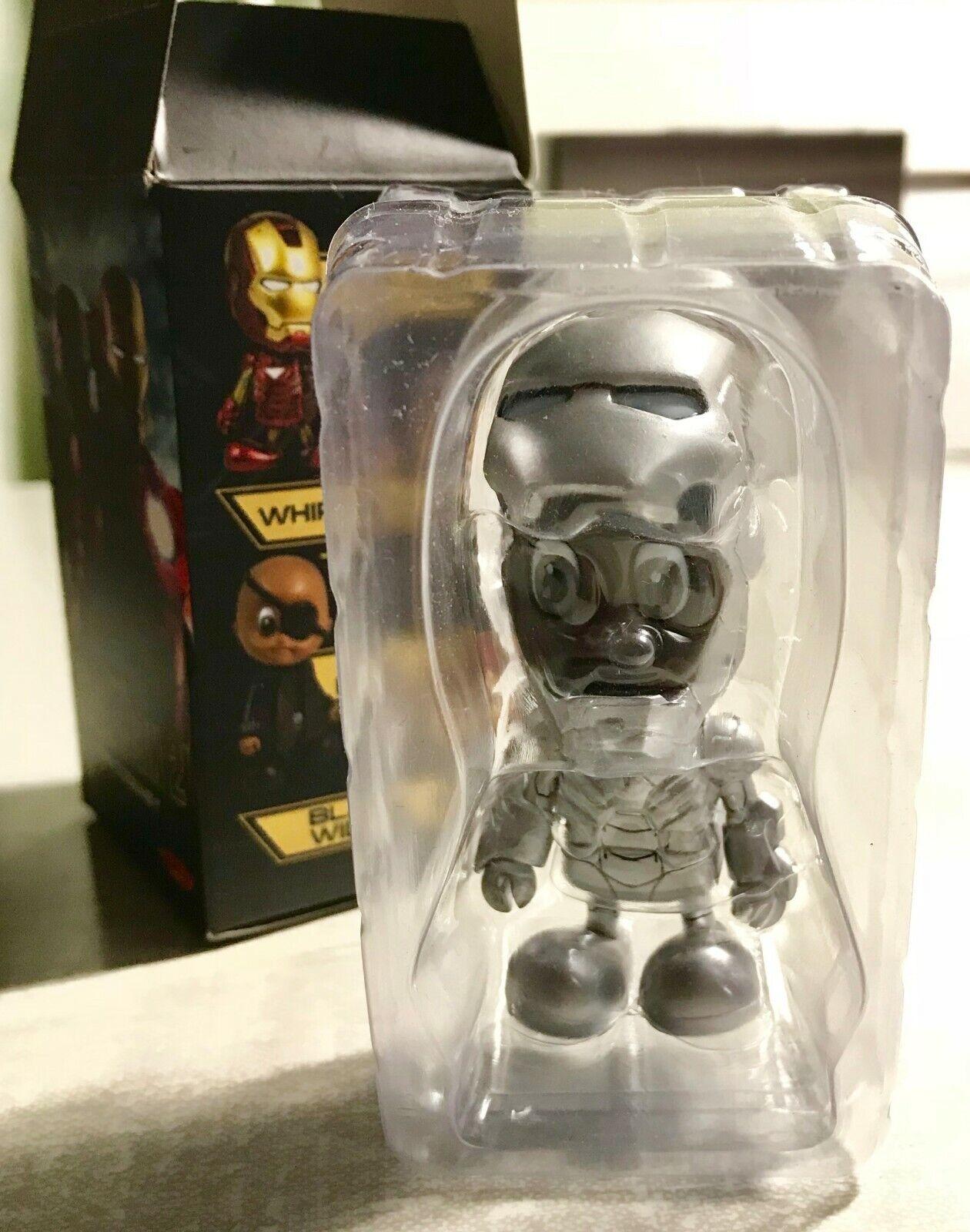 Hot Juguetes Cosbaby Iron Man 2 máquina de guerra