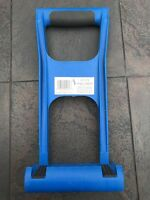 Drywall / Plywood Panel Carrier W/ Cushioned Hand Grip / Padded Material Surface