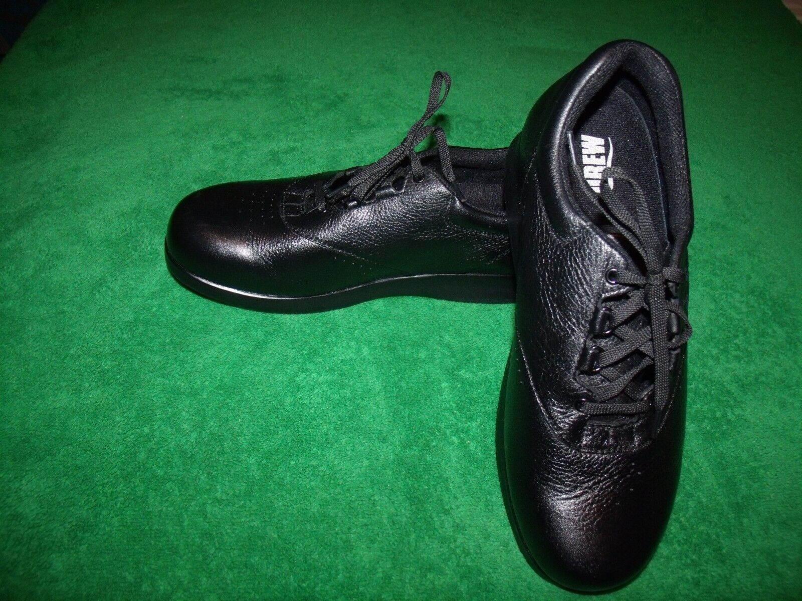 Women's DREW Parade II Leather Therapeutic shoe size 9.5W