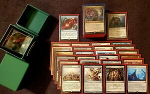 Breya-Etherium-Shaper-Amazing-Full-EDH-Deck-Mana-Drain-Blightsteel-REDUCED