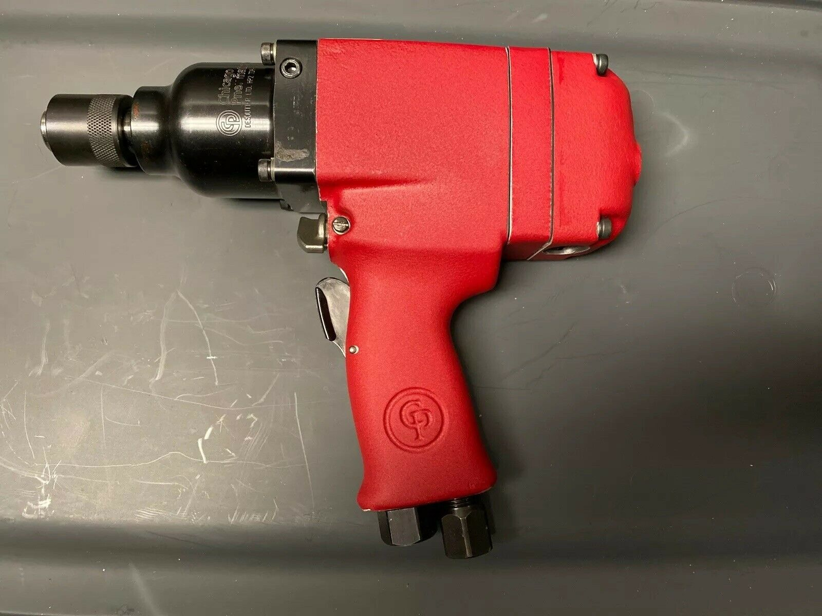 Chicago Pneumatic Ind., Impact Wrench, CP-6041 TEBAD T021954, Torque Control. Buy it now for 299.99