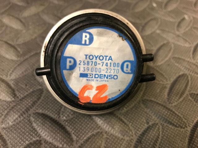 Toyota Mr2 Mk2 Engine Egr Valve Sensor 3sfe 25870