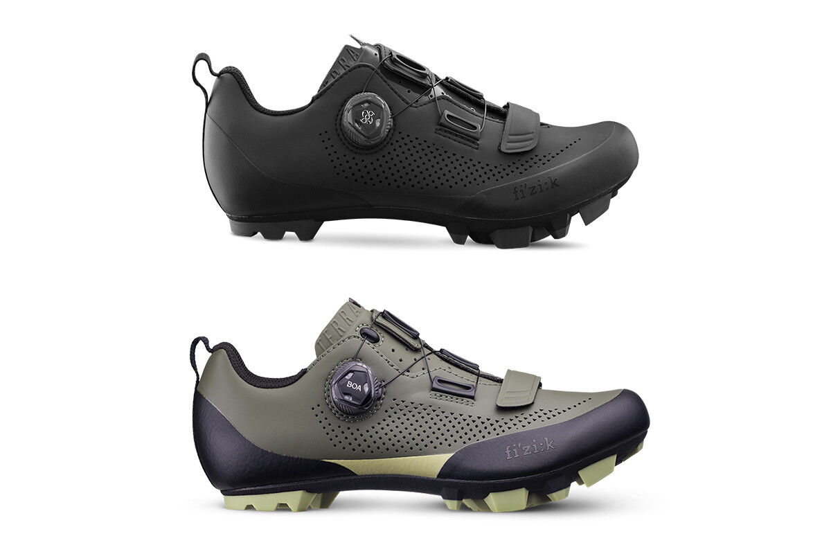 NEW 2019 Fizik X5 Terra Carbon Mountain Bike shoes