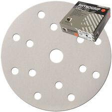 INDASA Whiteline d150 Disque abrasif rhynogrip 15-Trou Papier Abrasif