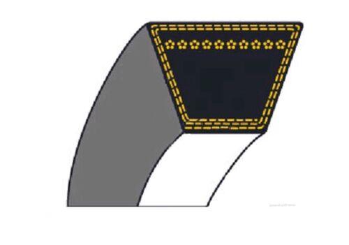 """Courroie trapézoïdale POUR TONDEUSE 42/"""" MTD rasentrac 107 T H RS 155//107 180//107 220//107 cm"""