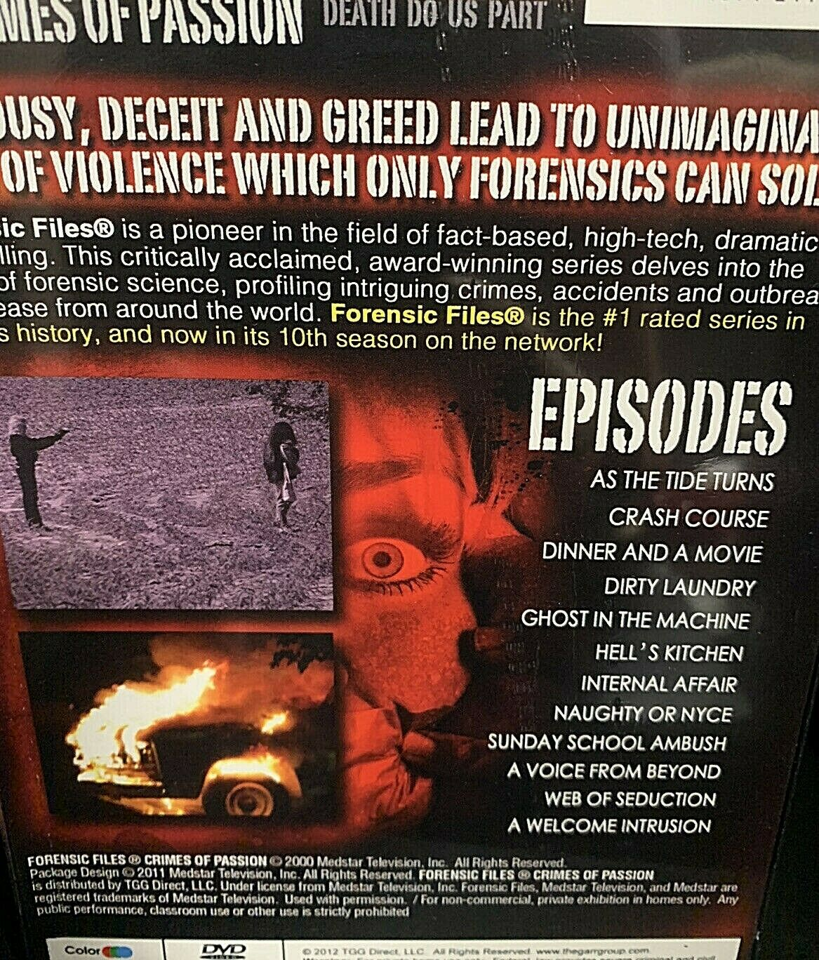 43 Horrifying Life Lessons I Ve Learned From Watching Every Episode Of Forensic Files Autostraddle