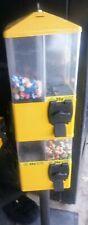 U Turn Terminator 8 Head Carousel Candy Vending Machine