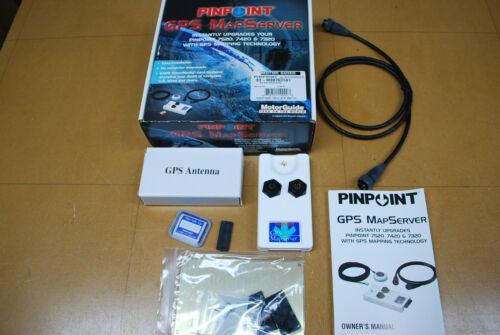 Motorguide Mercury Pinpoint GPS Mapserver 7520 7420 7320