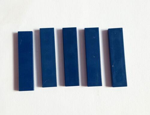 Lego 2431 Kachel Fliese 1x4 Glatt 5 Stück viele Farben große Auswahl 29