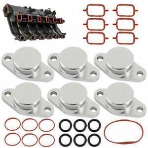 6x-33mm-bouchon-clapet-Volet-Admission-joint-collecteur-swirl-flap-BMW-320-COT-D