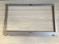 SONY VAIO VGN-NS10L VGN-NS SERIES GENUINE LCD SCREEN BEZEL 013-000A-8946-A