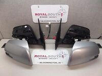 Toyota Tacoma Silver Sky 1d6 Outer Mirror With Turn Signal Set Genuine Oe