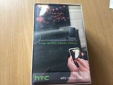 GENUINE HTC DG H300 HD WIRELESS MEDIA LINK HDMI ADAPTOR FOR ONE V, S, X, M7