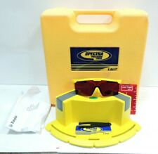 New Listingma3 Spectra Precision Laser Lg2 Trimble Right Angle Laser Level With Case