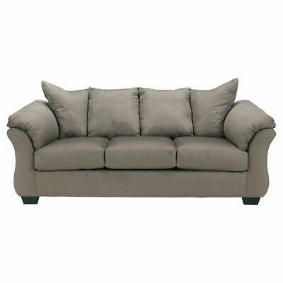 Ashley Darcy Sofa In Sage Fabric
