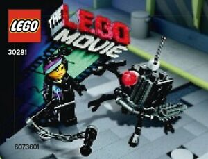 Lego 30281 The Lego Movie Micro Manager Battle With Minifigure New Sealed Ebay