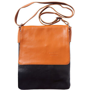 f55434d049a7 Crossbody Bag Italian Genuine Leather Hand made in Italy Florence ...