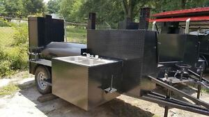 Sink-Setup-BBQ-Smoker-Grill-Trailer-Catering-Business-Mobile-Kitchen-Food-Truck
