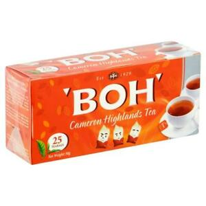 NEW-BOH-Cameron-Highland-Tea-2g-x-25-teabags-Halal