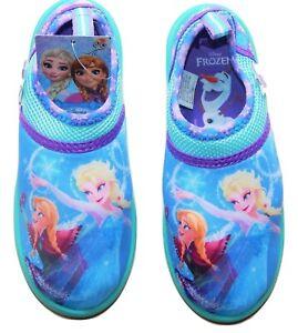 DISNEY FROZEN ANNA\u0026 ELSA Swim Shoes