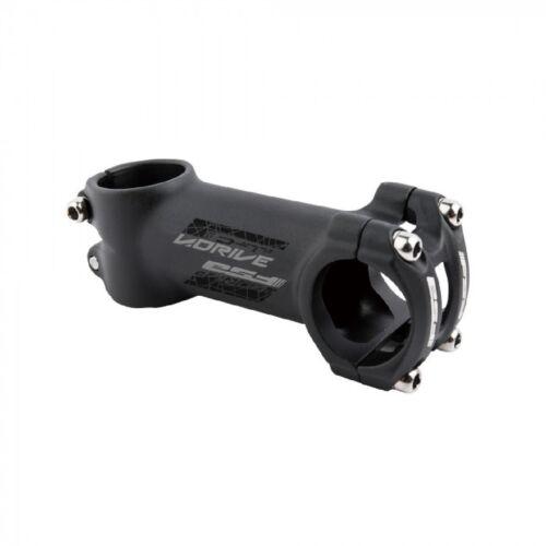 //-6° x 130mm Black FSA V-DRIVE ALLOY MTB STEM 31.8 x