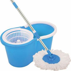 360 Floor Magic Spin Mop Bucket Set